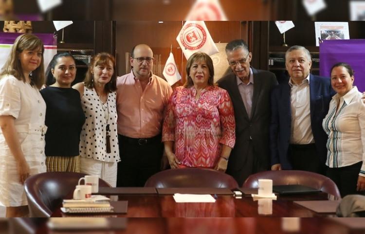 Firman convenio de colaboración el IEPAM y la Universidad Metropolitana de Monterrey