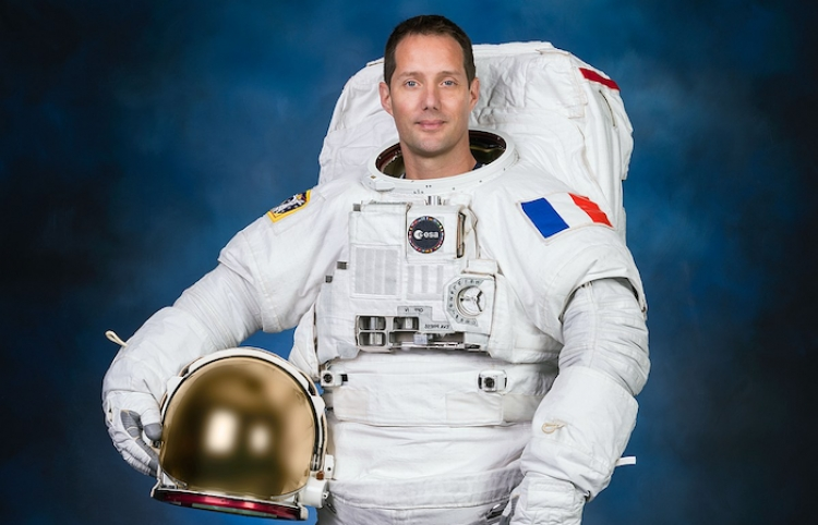 El astronauta francés Pesquet nombrado embajador de buena voluntad de la FAO