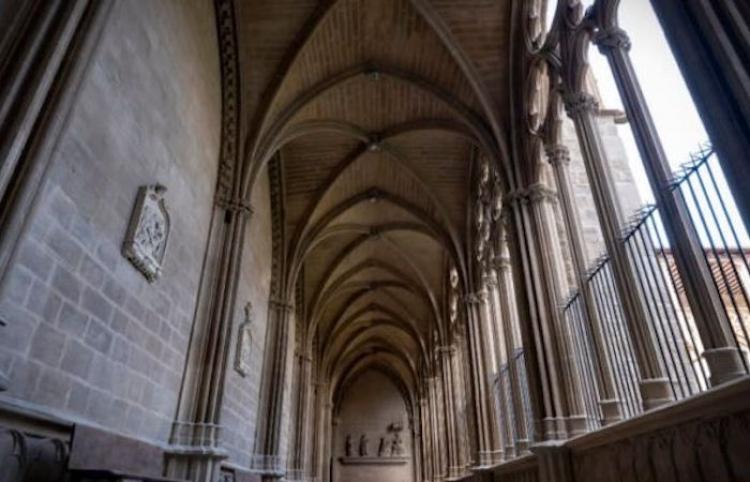 La Catedral de Pamplona, pionera en España al incorporar el latín en su información al público