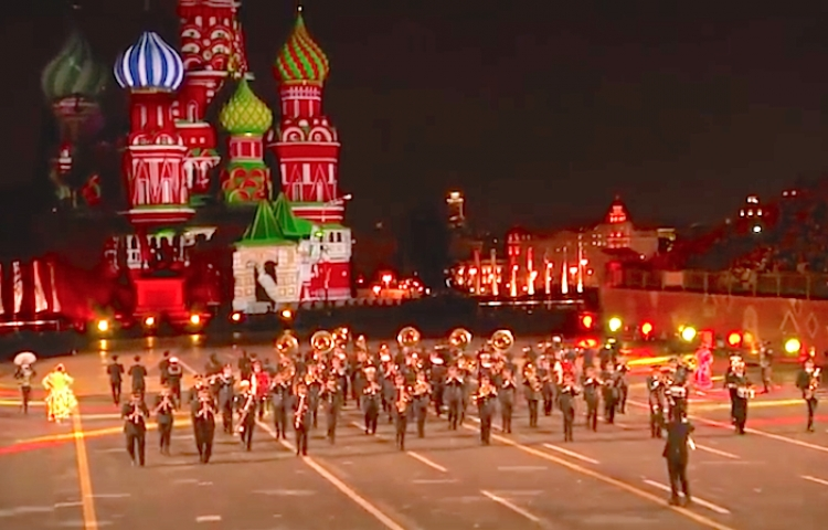 Ejército de México participará en festival de música militar en Moscú
