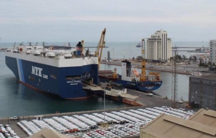 Puerto de Veracruz puede volverse el centro logístico de México