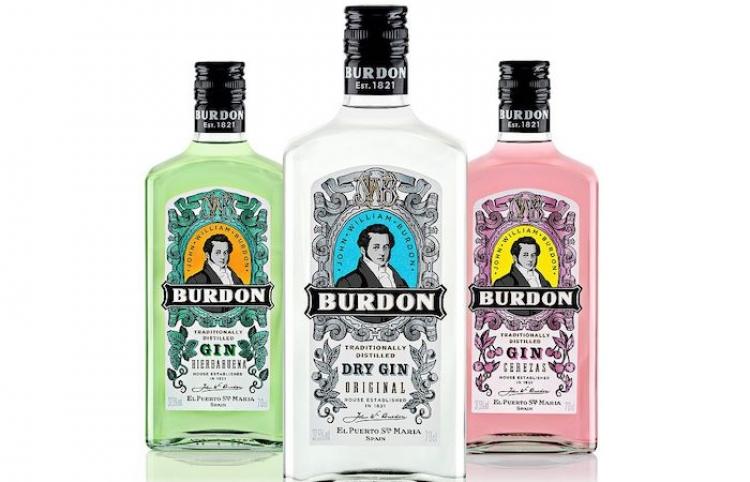 Burdon Gin: el renacer de una ginebra legendaria