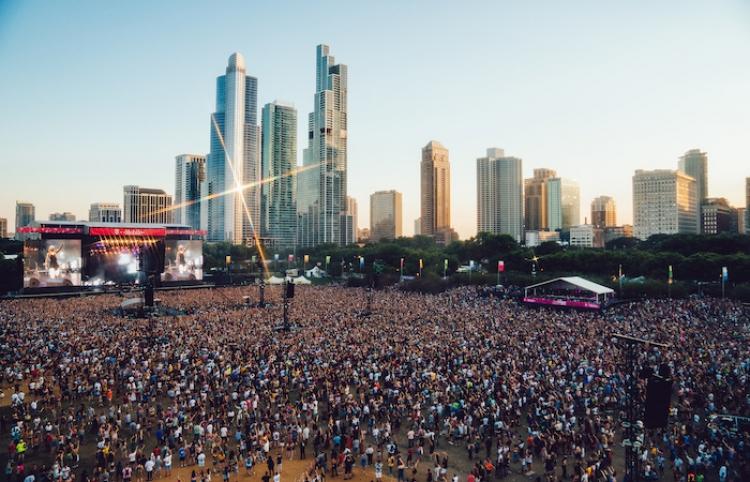 Lollapalooza celebra la música en vivo con Lolla2020