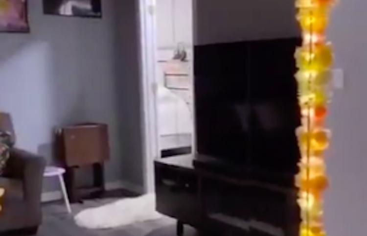 Crea un espejo para tu sala