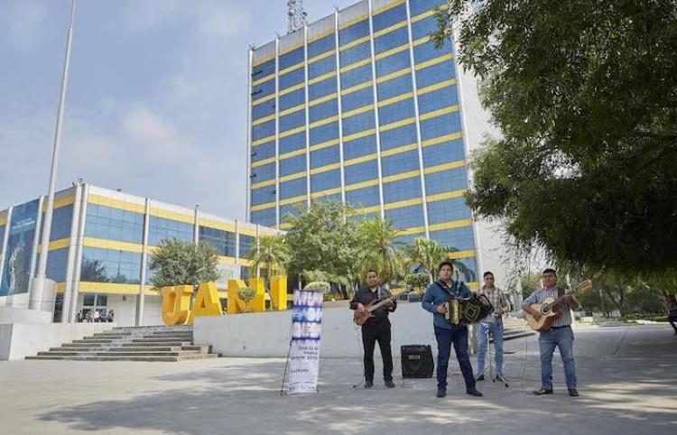 La UANL en la Fiesta de la Música Monterrey 2019