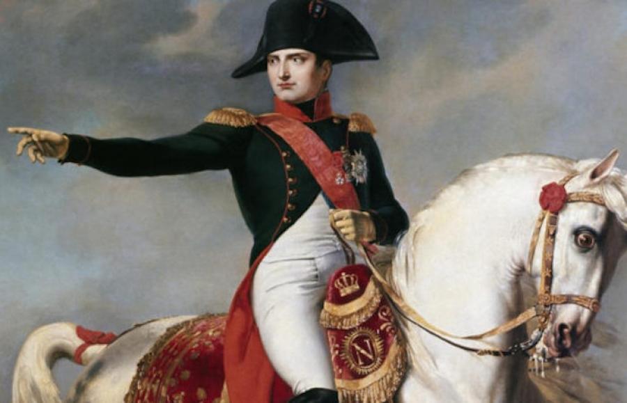 Subastan por 350.000 euros el sombrero de Napoleón Bonaparte eb028a6fc01e