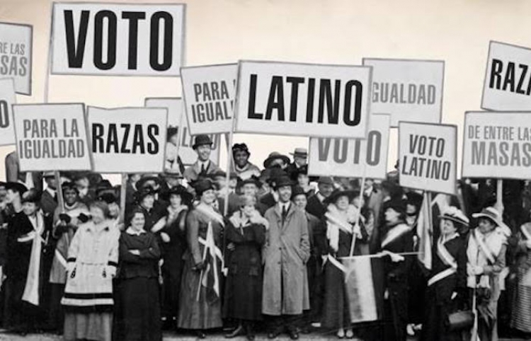 """Sitio oficial de Molotov lanza """"Voto Latino"""", desde El Palacio De Los Deportes"""